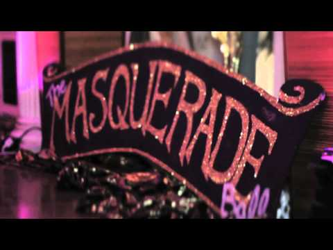 18th Birthday Party Ideas for Masquerade Themed Party by MGN events