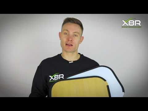 X8R Black Flexible Reinforced Car Protective Rubber Edging Edge Trim Seal