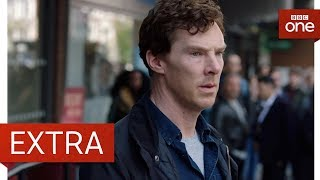 Benedict Cumberbatch interview - The Child in Time: Extra - BBC One