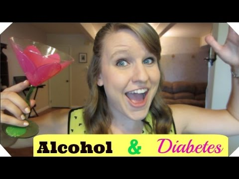 Drinking Alcohol with Diabetes!