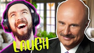 Dr Phil Tries To Break Into My House! - Jacksepticeyes funniest home videos