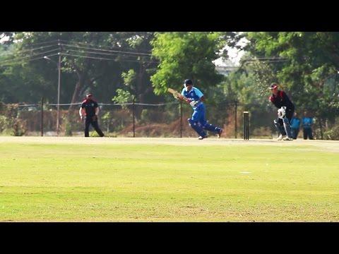 Hyderabad Vs Andhra One Day Match At Gymkhana Hyderabad - Cricket Hyderabad