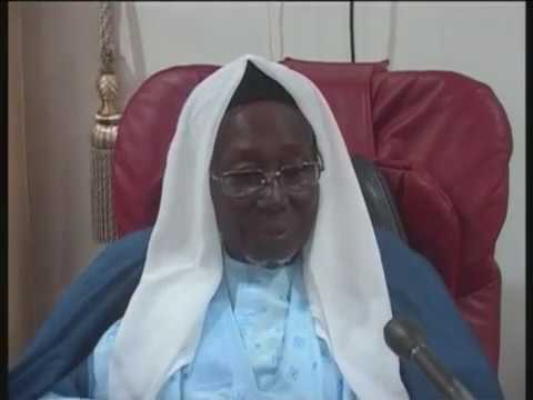 Footprint with His Eminence Ibrahim Dasuki 18th Sultan of Sokoto