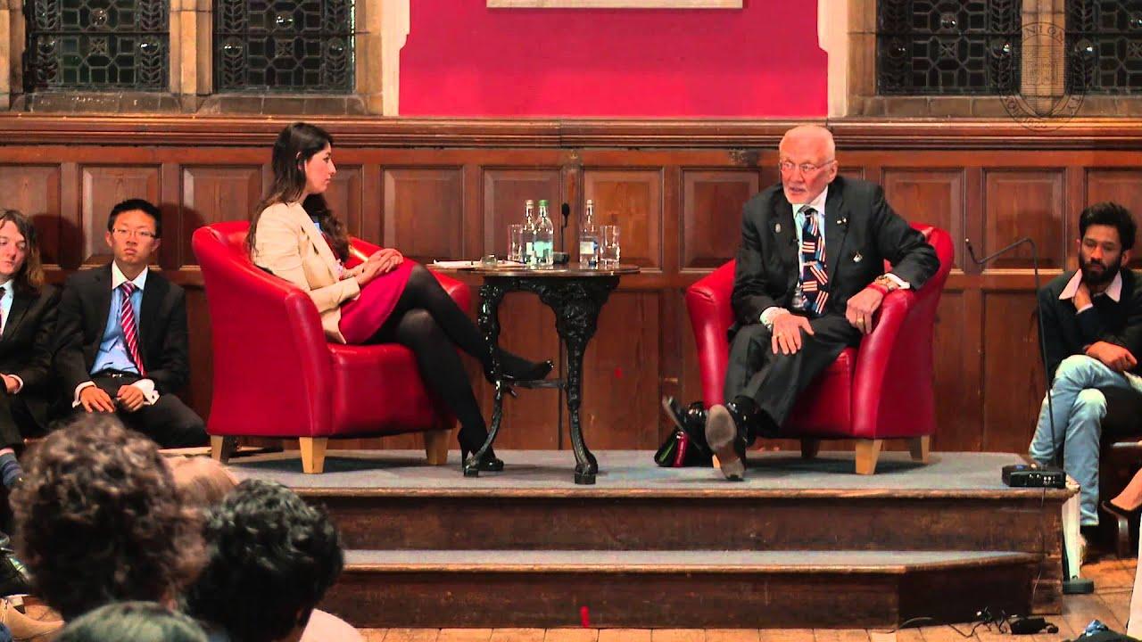 Buzz Aldrin - Q&A