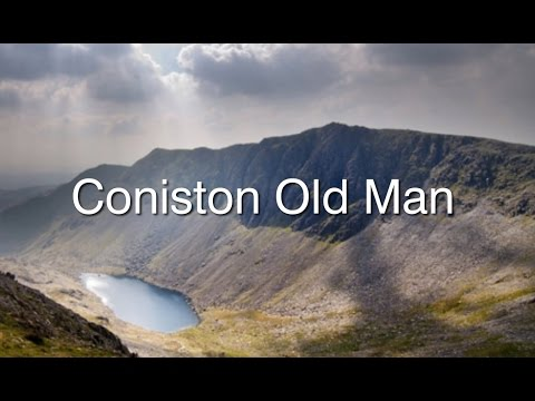 Coniston Old Man - Anthem dedicated to the English Lake District.