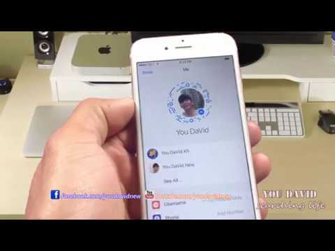 How to Facebook Messenger Add Other Accounts