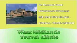 West Midlands Travel Clinic Asia