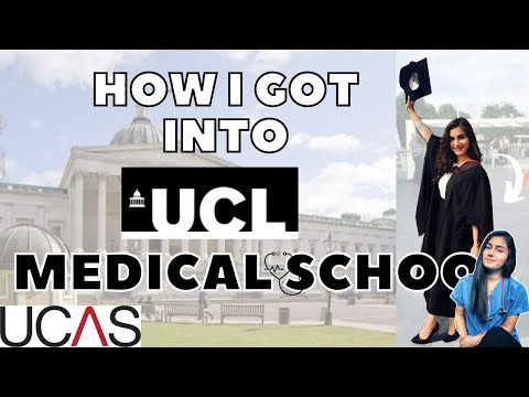 How I Got Into UCL Medical School  l The Junior Doctor