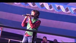 SANTHALI LETTLE GIRL SINGING VIDEO   100 % TUETY FULL  àz a SONG    VIDEO NO 003  2017