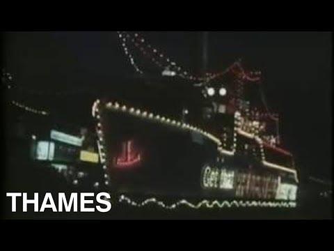 Vintage Blackpool Illuminations | Blackpool | Lancashire | seeing and Doing | 1973
