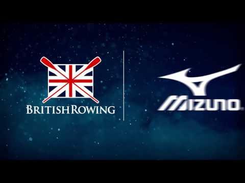 British Rowing announces Mizuno as Official Sportswear Partner