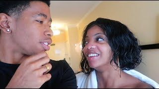SOMEONE CHALLENGED US   VLOGTOBER DAY 29
