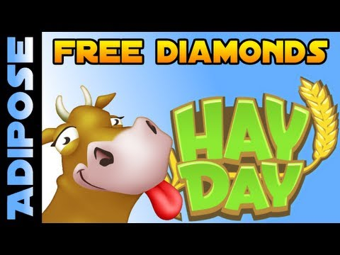 Hay Day- How to get Free Diamonds.