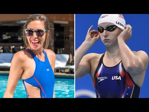 Regular People Try Competitive Swimsuits