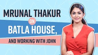 Mrunal Thakur on Batla House, the sweetest compliment she received after her B Town debut