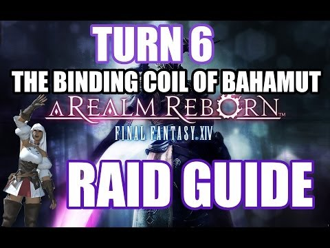 Second Coil of Bahamut - Turn 1 Raid Guide