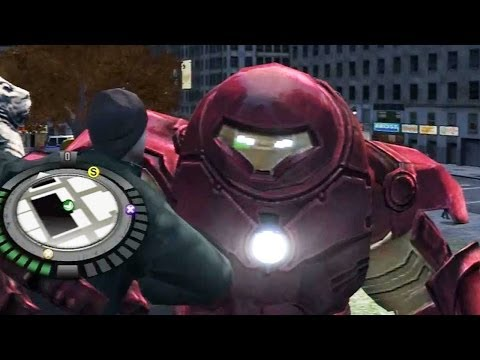 Incredible Hulk - Hulkbuster Iron Man