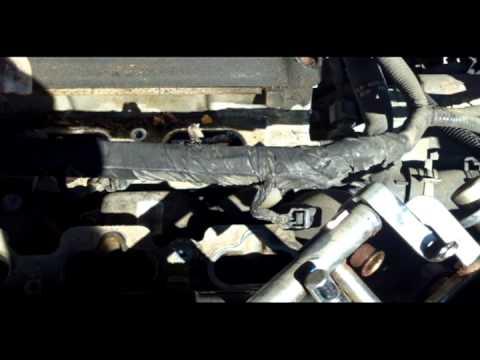 2004 Ford Escape 3.0l V6 Coil, Sparkplug and PCV Change