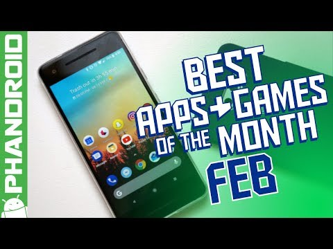 Best Apps & Games of the Month (February 2018)