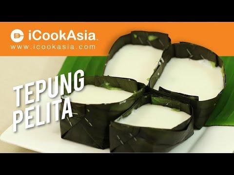Resepi Tepung Pelita | Try Masak | iCookAsia