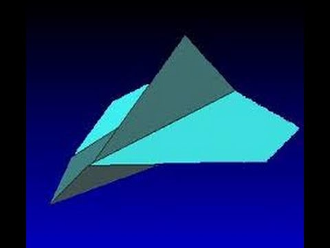 How To Make A Hammerhead Airplane