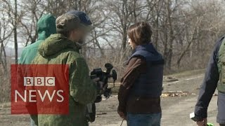 Girl killed in Ukraine