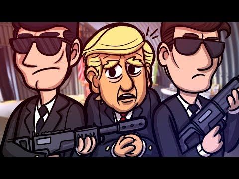 Protect the President   GTA 5 Online   GTA V Funny Moments