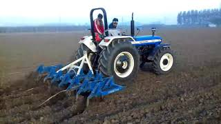 New Holland 5630 powerful tractor