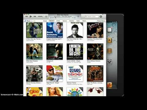 Adding Music to iPad Without Syncing