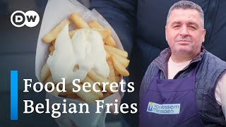 Why Belgium Has The World's Best Fries | Food Secrets Ep. 2 | DW Food