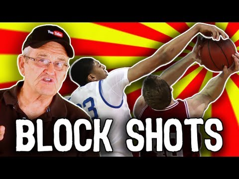 HOW TO BLOCK SHOTS! Blocking Shots the SMART way! -- Shot Science Basketball
