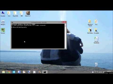 Check your LAN IP in Windows 8