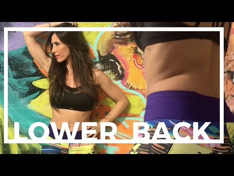 Burn Lower Back Fat and Slim Waist | Stop Wishing and Join My Workout!