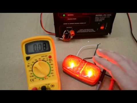 How To Test Amperage / Amp Draw and properly measure and fuse a circuit