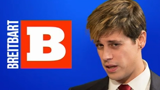 Milo Yiannopoulos apologizes, quits Breitbart    ABC News