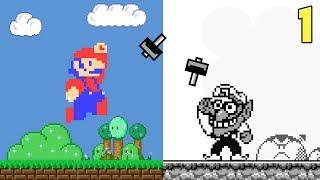 Super Mario Maker 2 | Super Mario Multiverse (Part 1) Videos