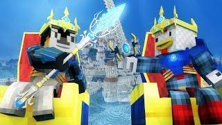 """Atlanteans"" - A Minecraft Parody of David Guetta Titanium (Minecraft Song)"