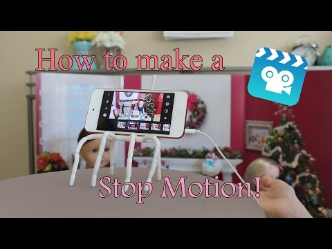 How To Make a Stop Motion/Agsm + Tips and Tricks