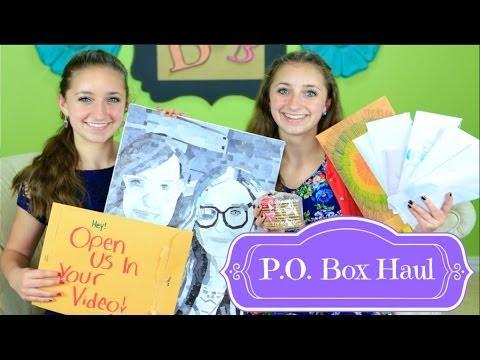P.O. Box Haul | Brooklyn and Bailey
