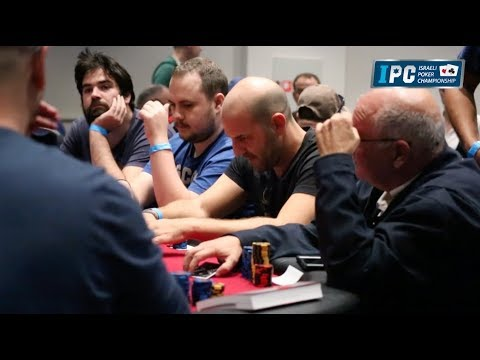 Impressions from this year's IPC – Israeli Poker Championship