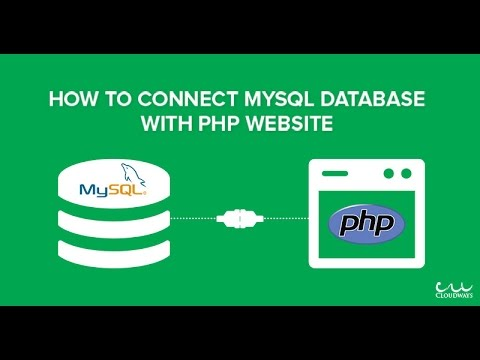 how to connect  php with mysql (part 1)