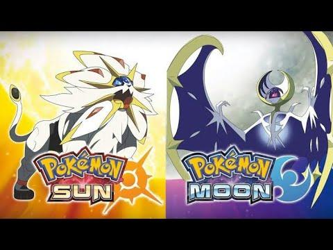 Pokemon Sun and Moon GBA ROM Hack