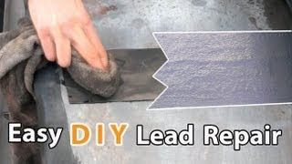 Lead and Flat Roof Repair - Stop Flat Roof Leaks