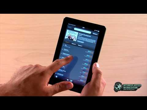 Amazon Kindle Fire Review | Part 3 of 4