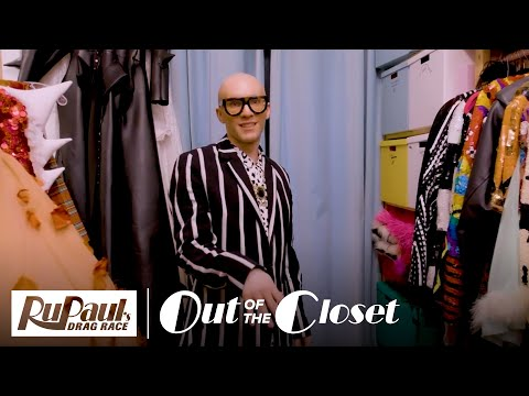 'The Reigning Queen' Out Of The Closet w/ Sasha Velour Ep. 1 | Logo