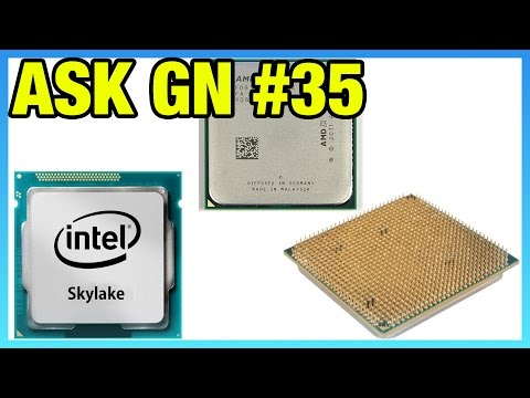 Ask GN 35: Why Doesn't AMD Use LGA? GPU Yield & Unlocks
