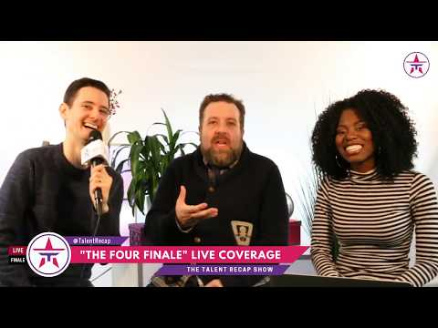 THE FOUR FINALE PRE-SHOW - Will Zhavia, Candice, Vincint, Evvie McKinney Win?