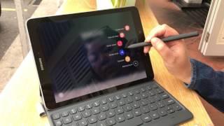 Hands-on: Samsung Galaxy Tab S3, Samsung