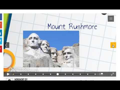 Monument DIY