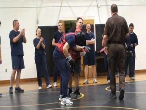 Don Haley Training Law Enforcement - A Compilation Video